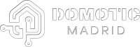 Domotic Madrid – Tu domótica en Madrid Logo